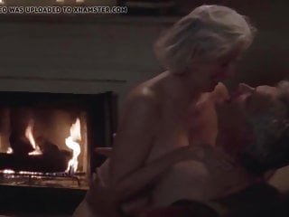 Sexy old couple