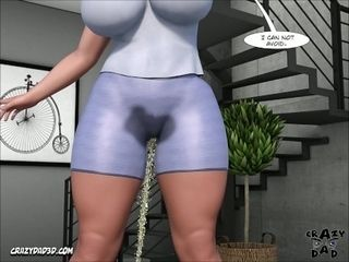 The Stepgrandma - Chapter 3 - fucking her hard squirt in panta