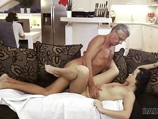 DADDY4K. Sultry gloominess unleashes throughout the hots aloft boyfriend's...