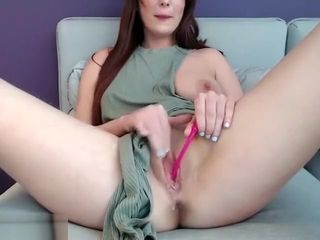 I stagged cougar on her apartment She fap