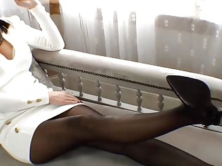 Pantyhose Cassie 1