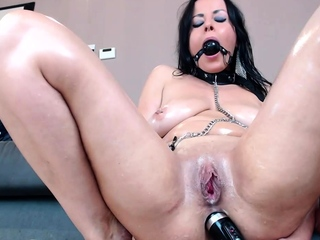 Lisa - Gangbang BBC 01