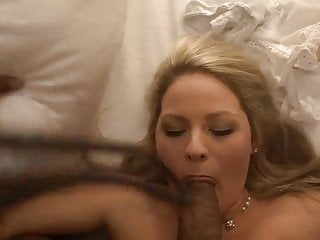 Jizz on torrid swedish cougar from HOREReu