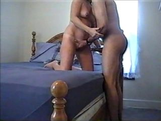 Bi-racial milky wifey make-out with bbc