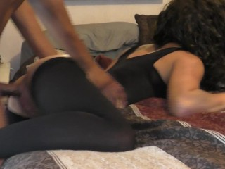 BBC fucks me so good his reward is seeing if it fit in my tight lil asshole