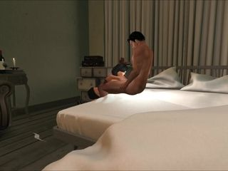 Session 84 - Asian Hot Wife Meet Lover in a Hotel Room
