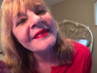 Sexy Mouth Tour With Red Hot Lips - TacAmateurs