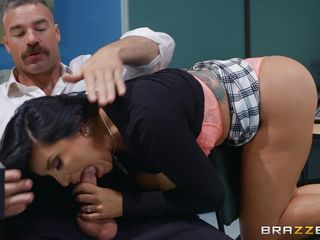 Fingering And Fucking In The Office