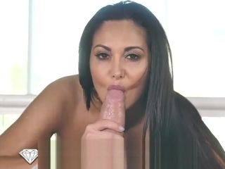 Milf Ava Addams Massages and Fucks