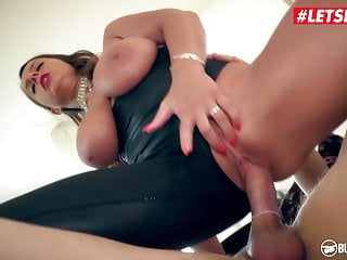 LETSDOEIT - Very Hot MILF Sexy Susi Fucks Hard With Her Fan