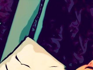 Candise Secret Animated: Agent Provoc Slut Fantasy (Short