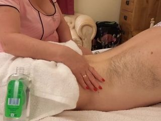 Happy Ending Massage Pt1 - TacAmateurs