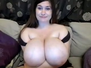 Hope that's what my wife is doing after work and I love this slut's big tits