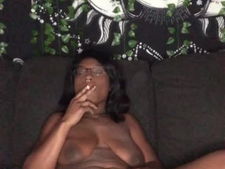 'smoking milf and dirty sexy talk'