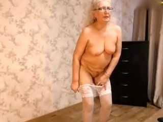 Crazy Amateur record with Fetish, Grannies scenes