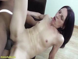 skinny moms first big black cock