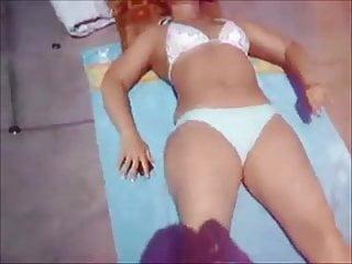 Donna Maria (me) Bikini Clips in Slo Motion