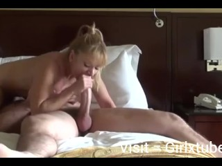 nympho wife with a huge cock