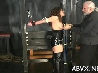 Fountains of unrighteous amatur thraldom porno with super-steamy matures