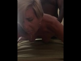 POF orgy creampies me in motel guest room , part three