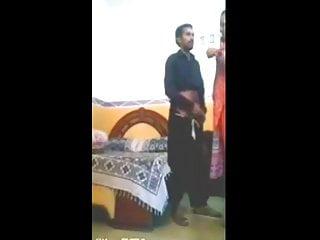 Pakistani prostitute aunty fucks with customer