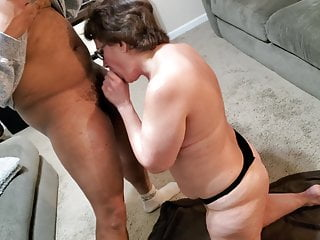 If Your Wife Won't Suck Your Cock I will