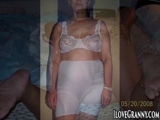 ILoveGrannY bare Mature photographs Compilation