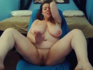 Extraordinaire fat mother Mariah Monroe with meaty H bowl bumpers