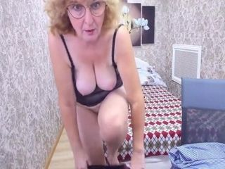 Wed Model, Mature Lady