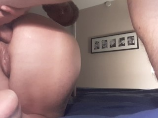 Swedish ass fucking cougar Part 2