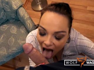 MILF Priscilla HOTELFUCK after outdoor sex! WOLF WAGNER wolfwagner.love