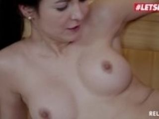 """""""Relaxxxed - Latina Step Sister Francis Bell Kinky Sauna Sex With Step Bro"""""""