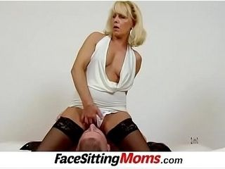 Stockings presumptuous heels coupled with pussy trample everywhere Milf Koko